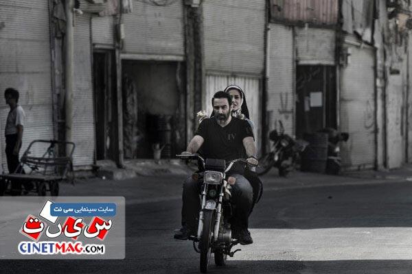 محسن تنابنده و پرینازد ایزدیار در نمایی از فیلم «سه کام حبس» ساخته سامان سالور