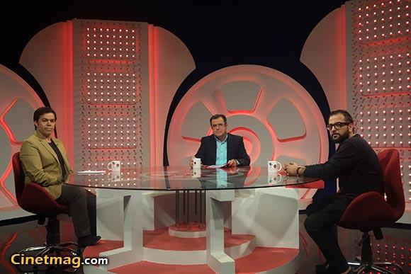 مانی باغبانی، محمود گبرلو و رضا درستکار - برنامه هفت، 22 خرداد 1394