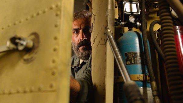هادی حجازی فر در نمایی از فیلم «به وقت شام»