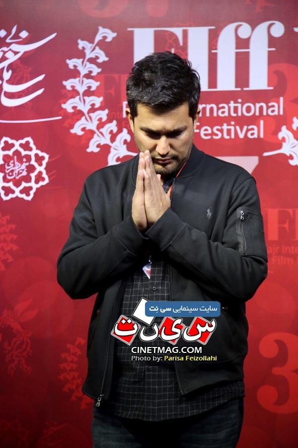 حامد بهداد - سی و هفتمین جشنواره جهانی فیلم فجر /  عکس: پریسا فیض الهی