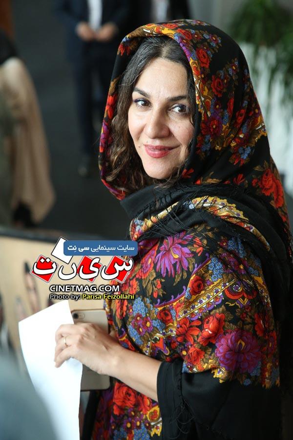 ستاره اسکندری - سی و هفتمین جشنواره جهانی فیلم فجر / عکس: پریسا فیض الهی