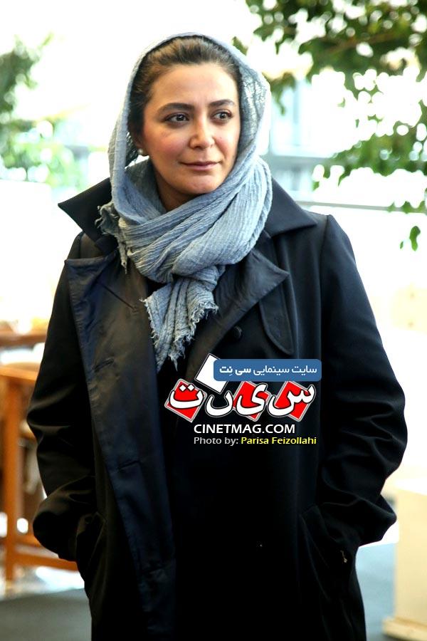 الهام کردا - سی و هفتمین جشنواره جهانی فیلم فجر / عکس: پریسا فیض الهی