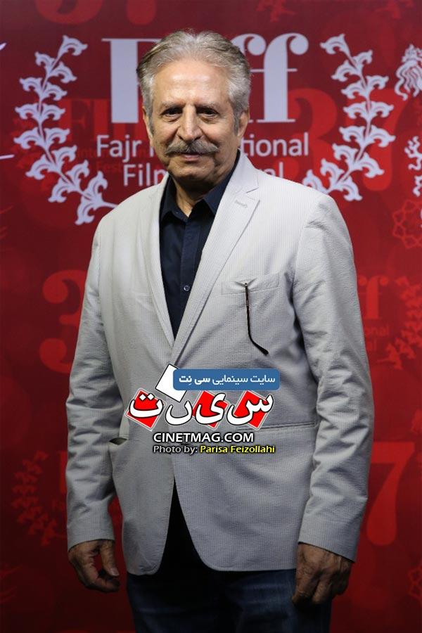 جمشید گرگین - سی و هفتمین جشنواره جهانی فیلم فجر / عکس: پریسا فیض الهی