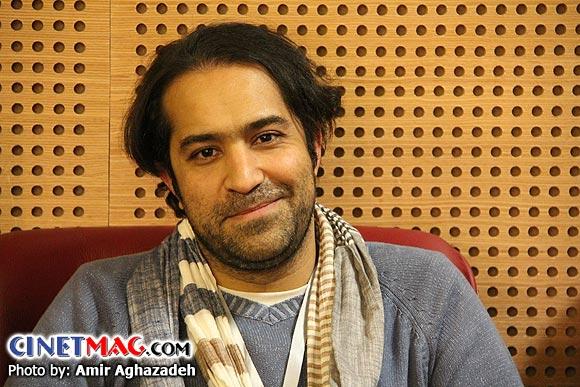 افشین هاشمی در نشست پرسش و پاسخ فیلم