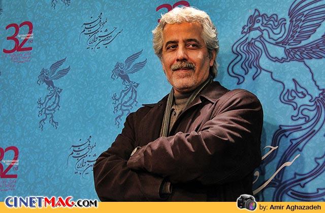 احمدرضا درویش در نشست پرسش و پاسخ فیلم