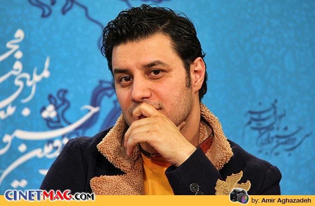 جواد عزتی در نشست پرسش و پاسخ فیلم