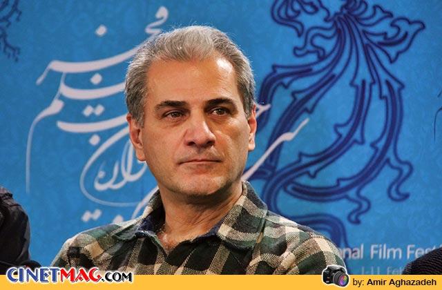 ناصر هاشمی در نشست پرسش و پاسخ فیلم