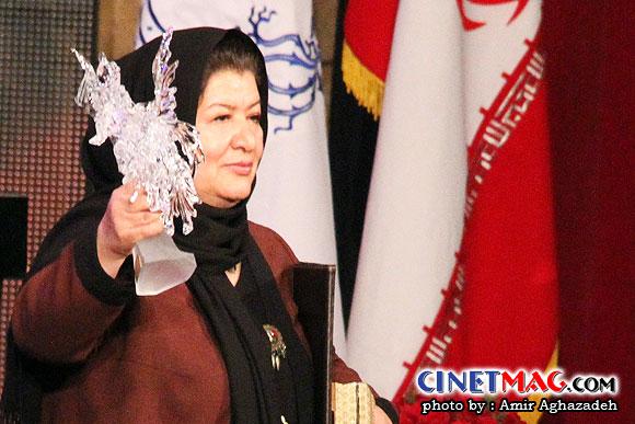 پوران درخشنده (بهترین فیلم از نگاه تماشاگران در بخش مسابقه سینمای ایران برای فیلم