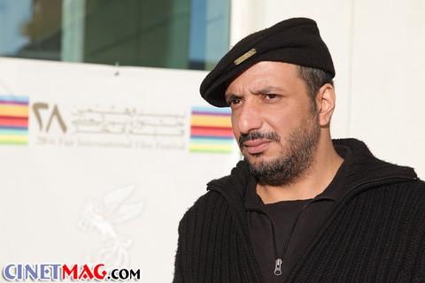 امیر جعفری - جشنواره بیست و هشتم فیلم فجر - اکران فیلم