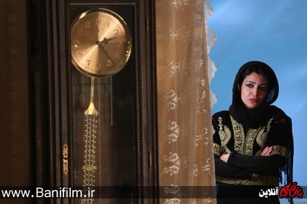 ساره بیات در نمایی از فیلم