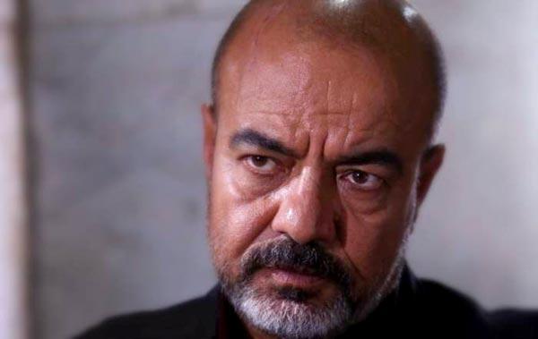 سعید آقاخانی در نمایی از فیلم «خون شد» ساخته مسعود کیمیایی