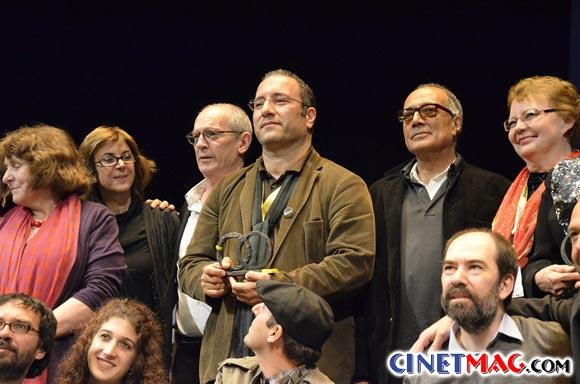 رضا میرکریمی برنده جایزه بهترین فیلم چهارمین جشنواره «ابنعربی» اسپانیا برای فیلم