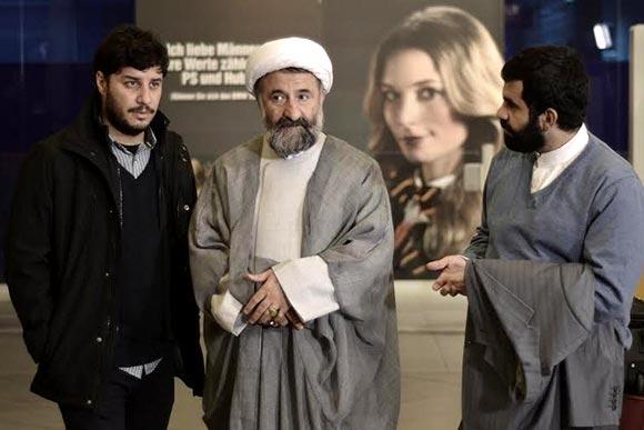 مهران رجبی و جواد عزتی در