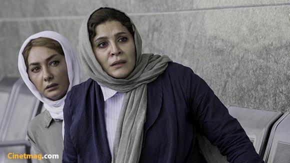 سحر دولتشاهی و هانیه توسلی در نمایی از فیلم