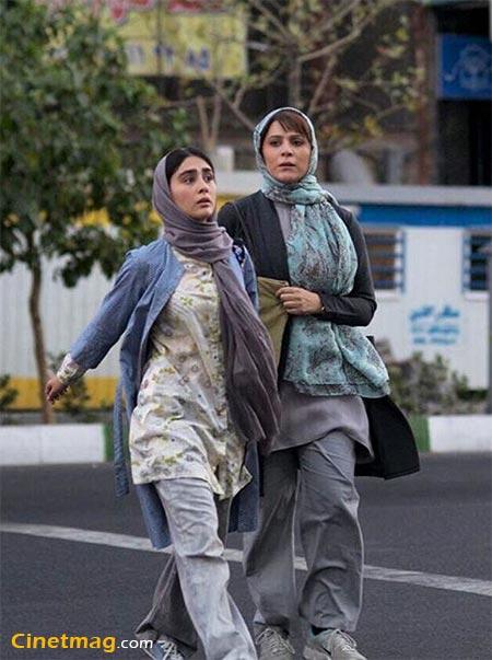 سحر دولتشاهی در نمایی از فیلم