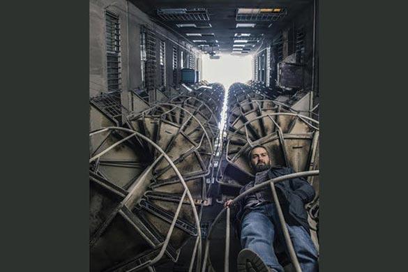 میلاد کی مرام در نمایی از فیلم سینمایی