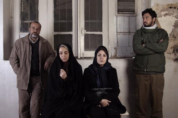 مهرداد صدیقیان - طناز طباطبایی - پانته آ پناهی ها - سعید آقاخانی در فیلم سینمایی «اروند»