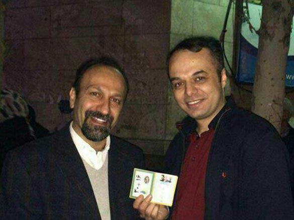 اصغر فرهادی در انتخابات مجلس