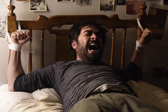 شهاب حسینی در نمایی از فیلم سینمایی