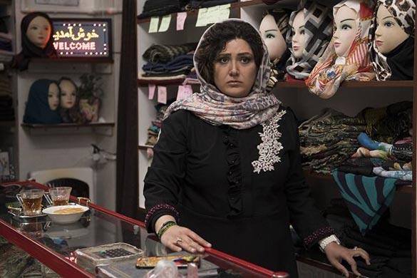 باران کوثری در فیلم سینمایی «عامه پسند» ساخته سهیل بیرقی