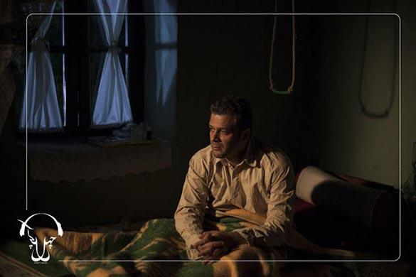 پژمان بازغی در نمایی از فیلم سینمایی