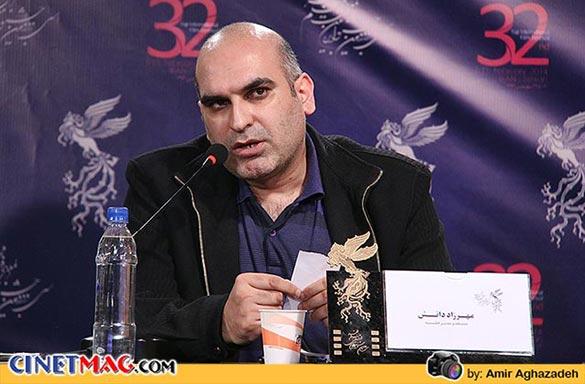 مهرزاد دانش - منتقد سینما