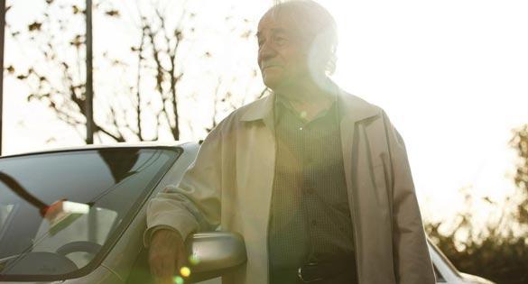 سعید پورصمیمی در نمایی از فیلم