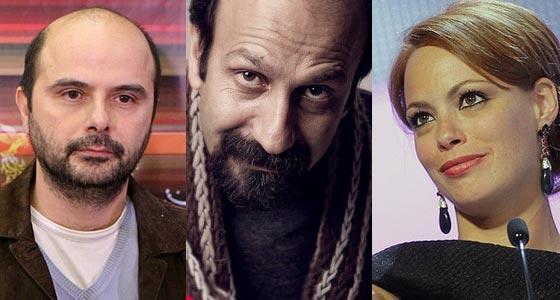 برنیس بژو، اصغر فرهادی و علی مصفا