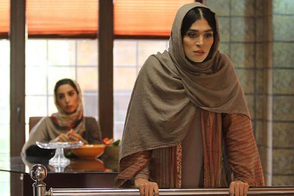 اندیشه فولادوند در نمایی از اولین فیلم سلفی سینمای ایران