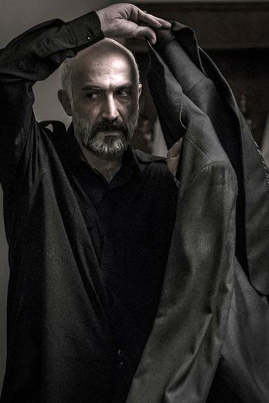 هادی حجازی فر در نمایی از فیلم سینمایی