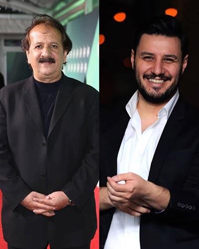 جواد عزتی - مجید مجیدی