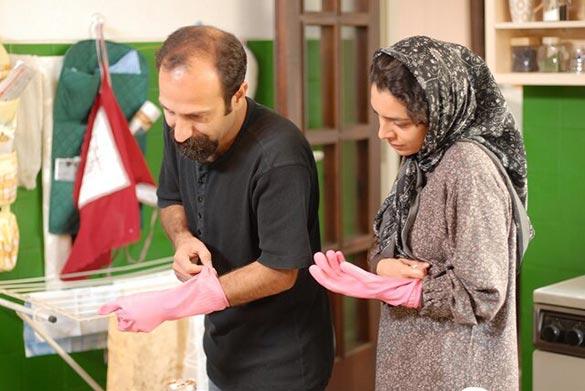 فیلم سینمایی «جدایی نادر از سیمین» ساخته اصغر فرهادی