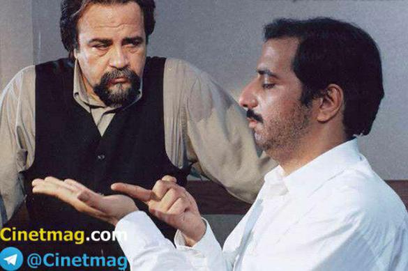 امیر جعفری و محمدرضا شریفی نیا در نمایی از فیلم خاطره انگیز