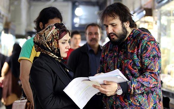 رضا درمیشیان کارگردان سینمای ایران