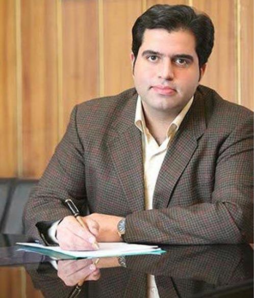 سید صادق موسوی مشاور دبیر جشنواره و مدیر ارتباطات و اطلاع رسانی سی و چهارمین جشنواره فیلم فجر
