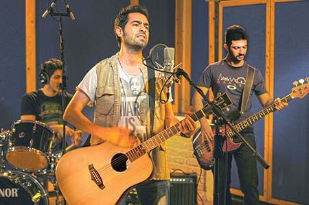 شهاب حسینی در نمایی از فیلم