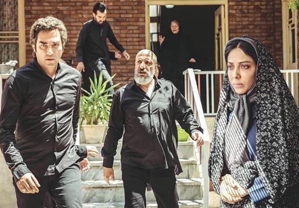 امیر جعفری لیلا اوتادی و رضا یزدانی در نمایی از فیلم سینمایی «سم پاشی»