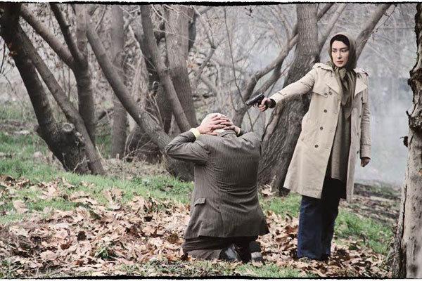 هانیه توسلی در نمایی از فیلم سینمایی
