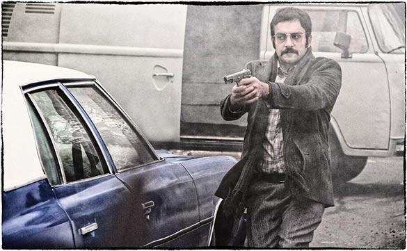 حامد کمیلی در نمایی از فیلم سینمایی