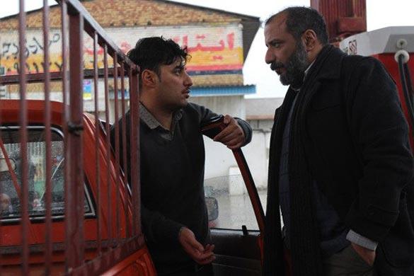 امیر جعفری و جواد عزتی در نمایی از فیلم سینمایی