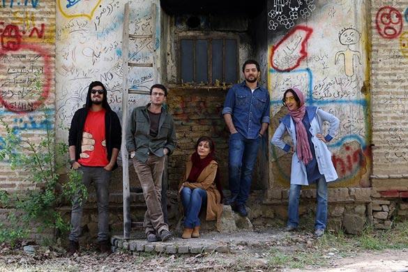 بهرام رادان، ساره بیات، شهرام حقیقت دوست، بهاره کیان افشار و مهرداد صدیقیان در فیلم سینمایی