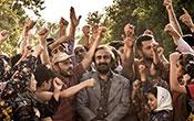 رضا عطاران در نمایی از فیلم «شیشلیک» ساخته محمدحسین مهدویان
